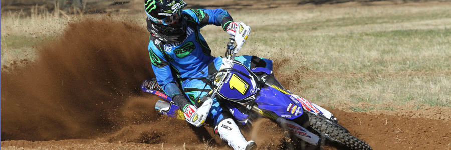 Paul Whibley 2012 - training for the GNCC series